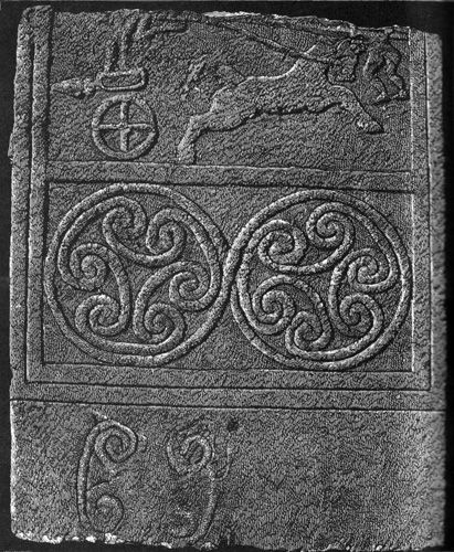 Stela 3 from Grave Circle A, Grave V